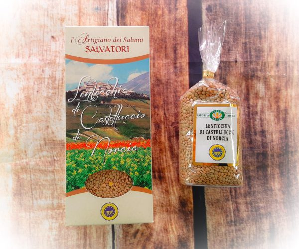 salvatori_norcia_lenticchia di Castelluccio